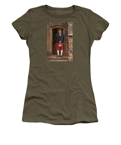 French Scotsman Women's T-Shirt (Athletic Fit)