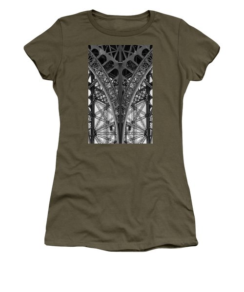 French Symmetry Women's T-Shirt