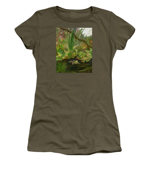 Frog Medicine Women's T-Shirt