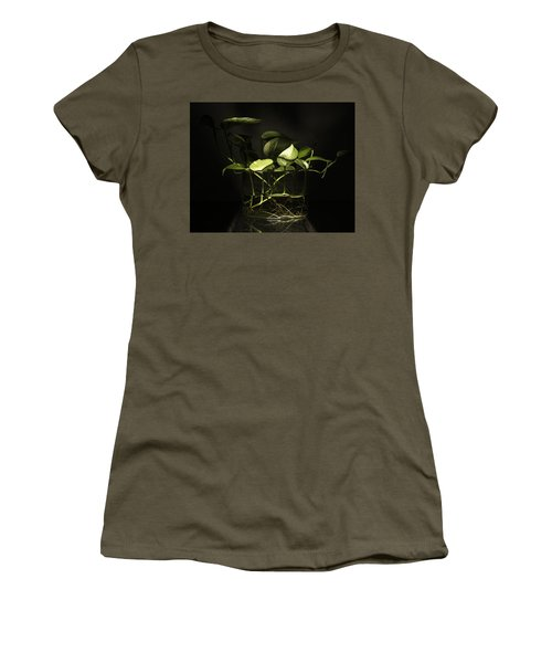 From The Bottom Women's T-Shirt (Junior Cut) by Rajiv Chopra