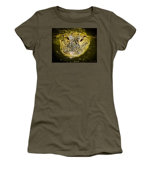 From The Series I Am Gator Number 5 Women's T-Shirt