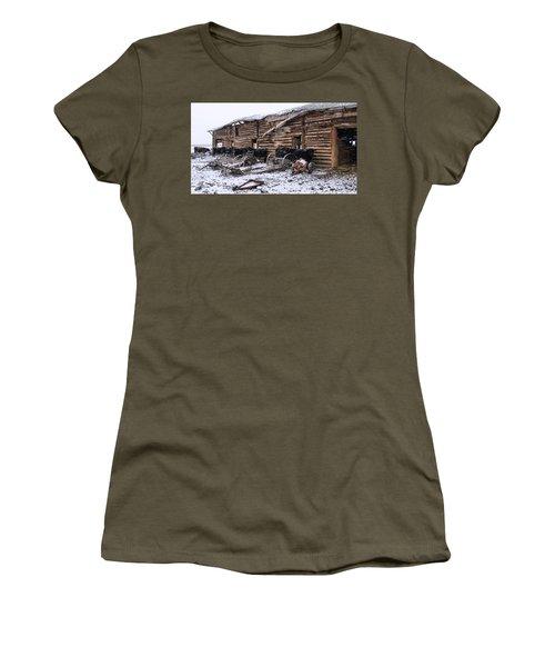 Frozen Beef Women's T-Shirt