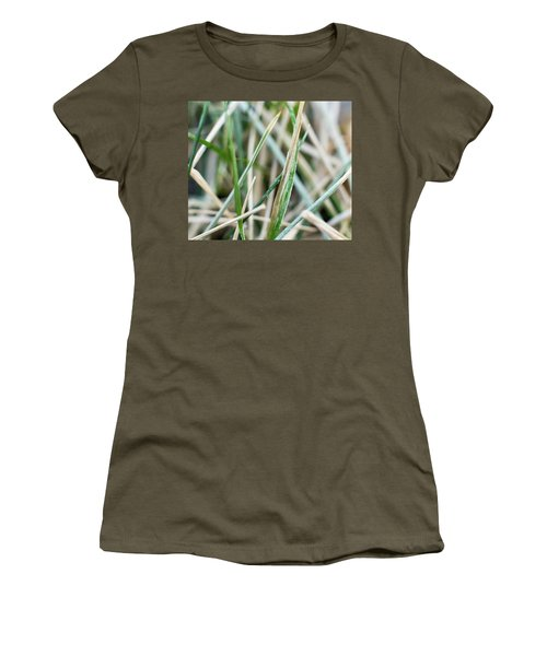 Frozen Grass Women's T-Shirt