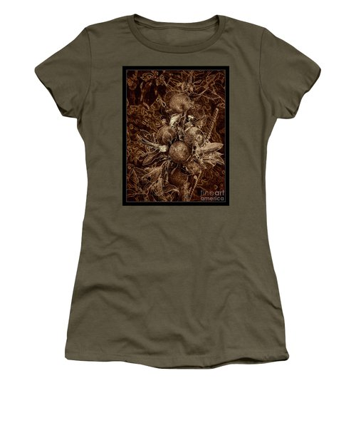 Fruits Of The Loom Women's T-Shirt (Athletic Fit)