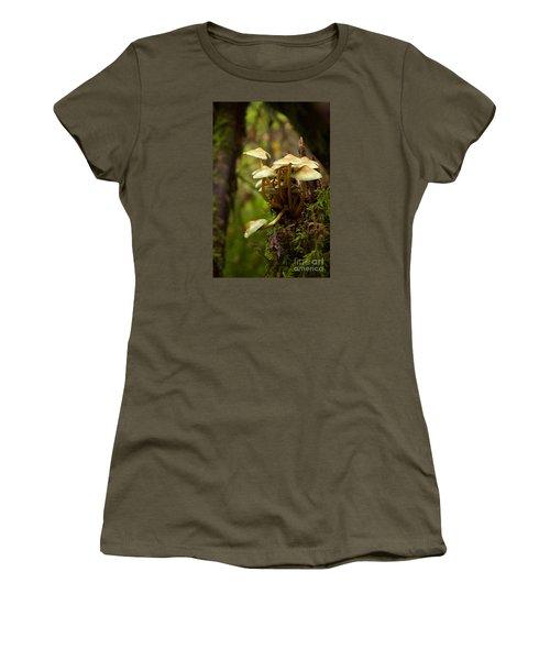 Fungal Blooms Women's T-Shirt