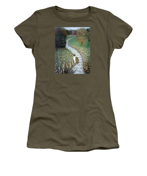 Garden Delights II Women's T-Shirt