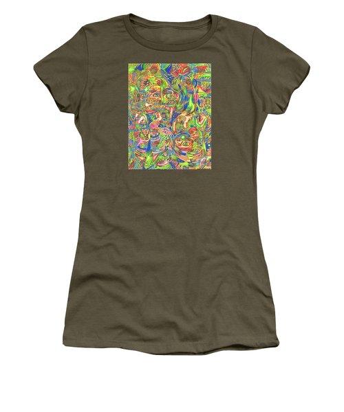 Garden Of Reflections Women's T-Shirt
