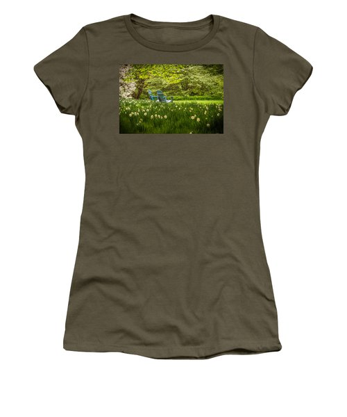 Garden Seats Women's T-Shirt