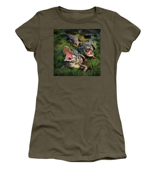 Gator Aid Women's T-Shirt (Athletic Fit)