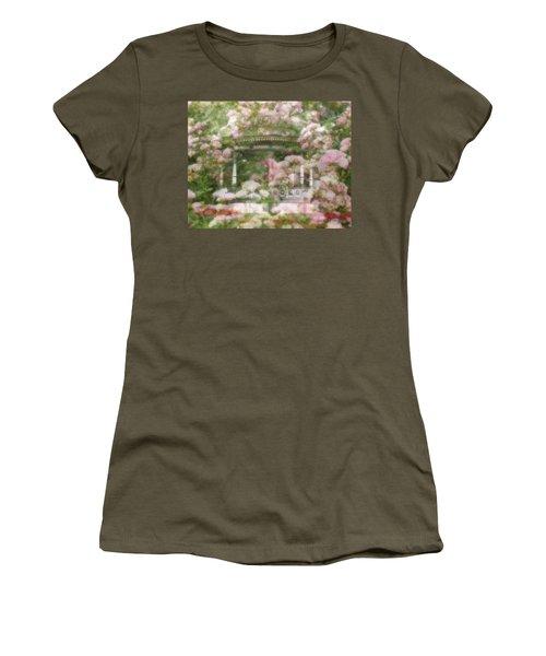 Gazebo Women's T-Shirt (Athletic Fit)