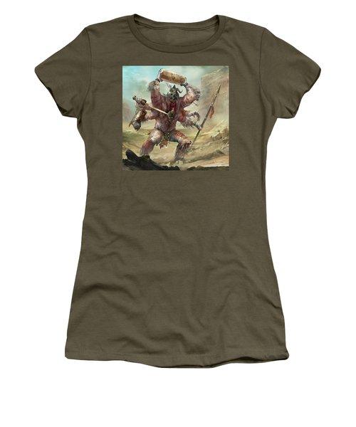 Gegenees Giant Women's T-Shirt