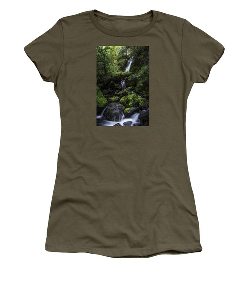 Gentle Cuts Women's T-Shirt (Athletic Fit)