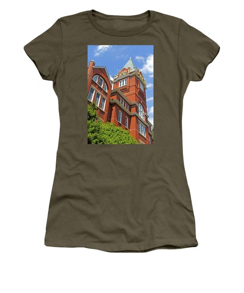 Georgia Tech Tower 3 Women's T-Shirt