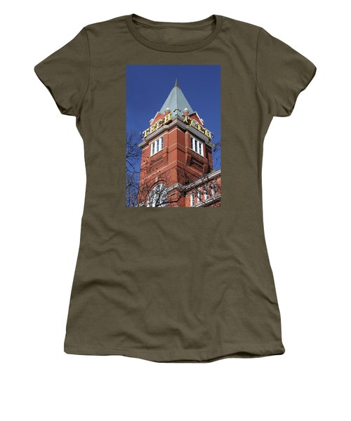 Georgia Tech Tower Women's T-Shirt