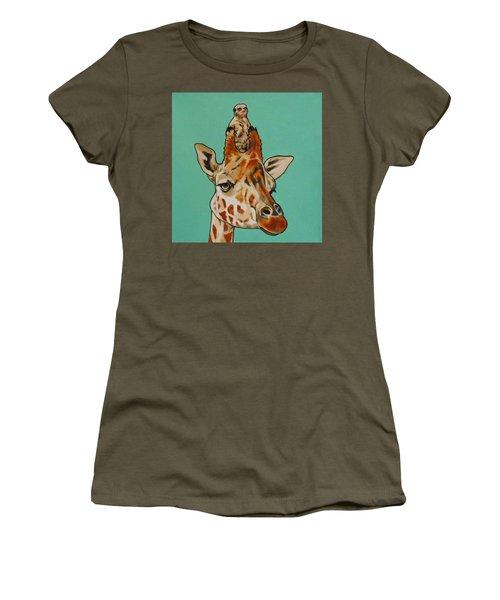 Gerald The Giraffe Women's T-Shirt
