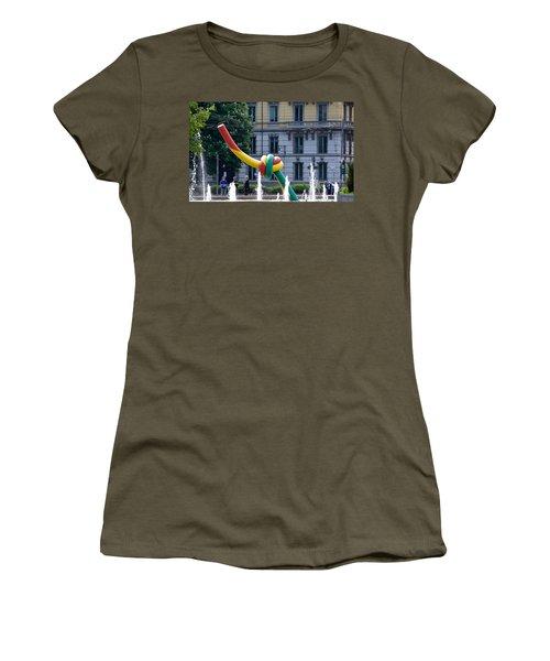 Giant Thread In Milan Women's T-Shirt