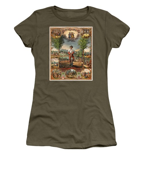Gift For The Grangers Promotional Poster 1873 Women's T-Shirt