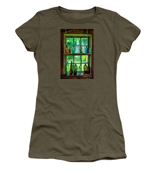 Glass Bottles Women's T-Shirt