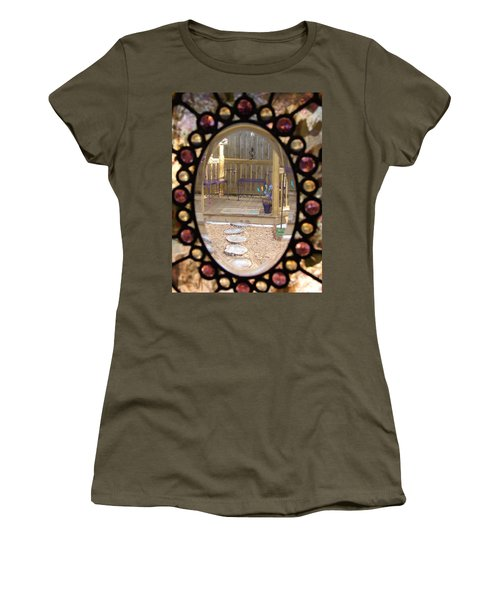 Glass Menagerie Women's T-Shirt (Athletic Fit)