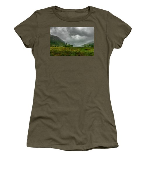 Glencoe, Scotland Women's T-Shirt