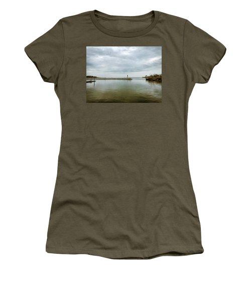 Gloom On The Bay Women's T-Shirt