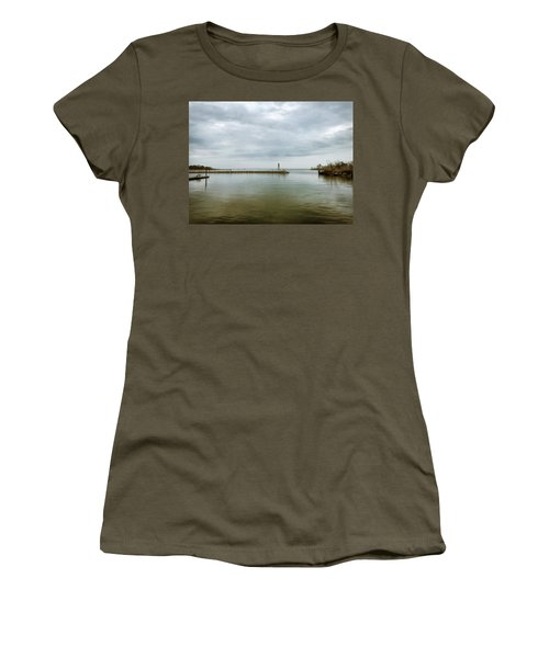Gloom On The Bay Women's T-Shirt