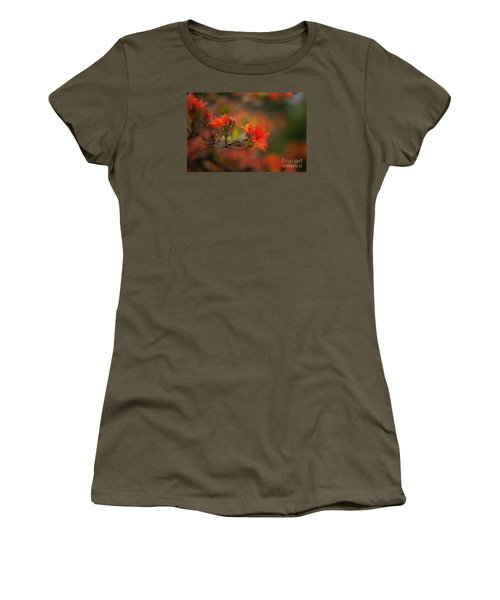 Glorious Blooms Women's T-Shirt (Athletic Fit)