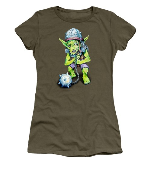 Goblin Women's T-Shirt (Athletic Fit)