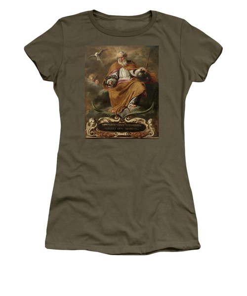 God The Father Women's T-Shirt