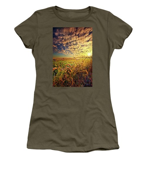 Going To Sleep Women's T-Shirt