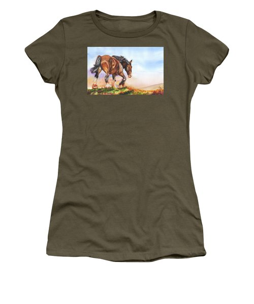 Golden Days Women's T-Shirt