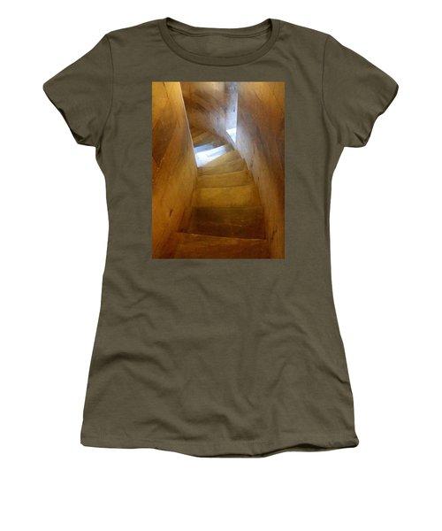 Golden Echo Of Blue Women's T-Shirt