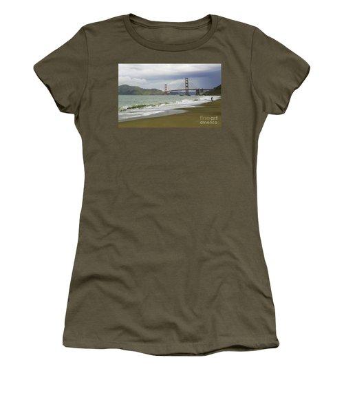 Golden Gate Bridge #4 Women's T-Shirt