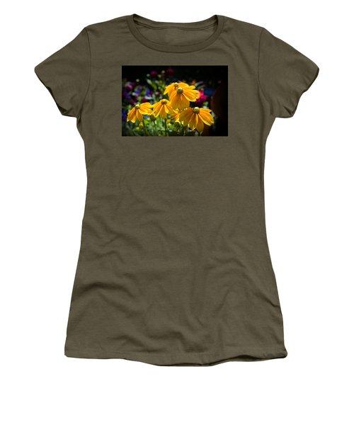 Golden Glow Women's T-Shirt