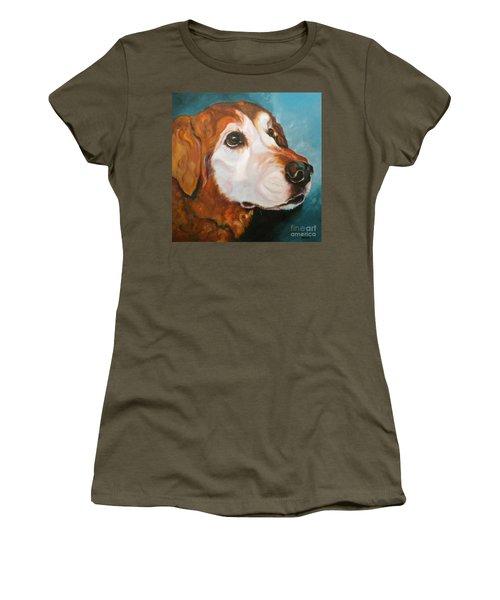 Golden Grandpa Women's T-Shirt