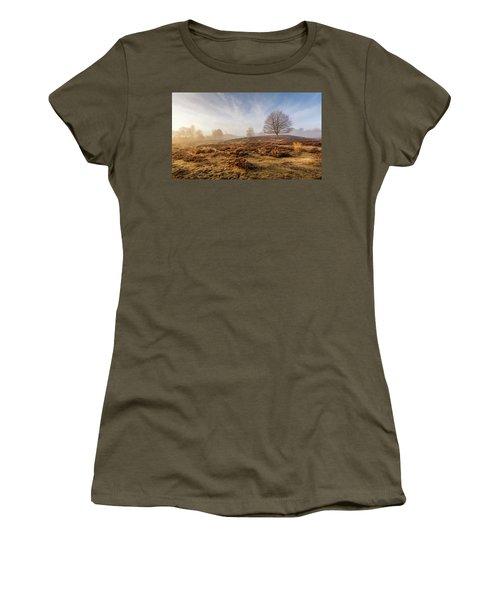 Golden Posbank Women's T-Shirt
