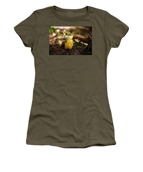 Golden Spindles Women's T-Shirt