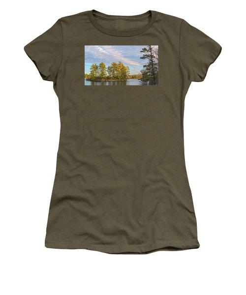 Golden Tiorati Women's T-Shirt (Athletic Fit)