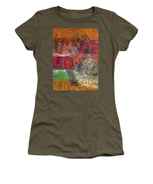 Golden Truth Women's T-Shirt (Junior Cut) by Angela L Walker