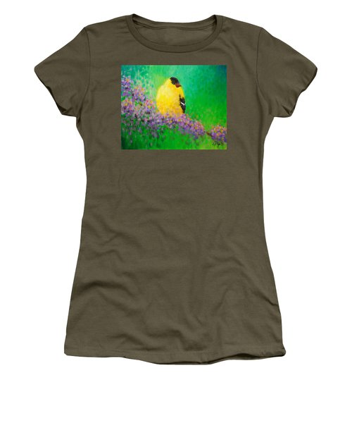 Goldfinch II Women's T-Shirt