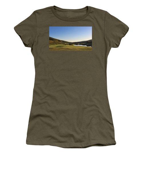 Golf - Natural Curves Women's T-Shirt