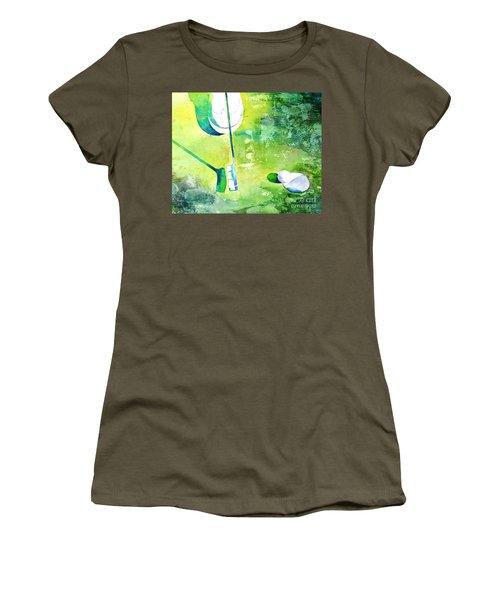 Golf Series - Finale Women's T-Shirt (Athletic Fit)