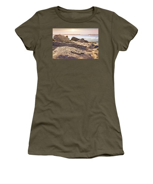 Gone Surfin' Women's T-Shirt