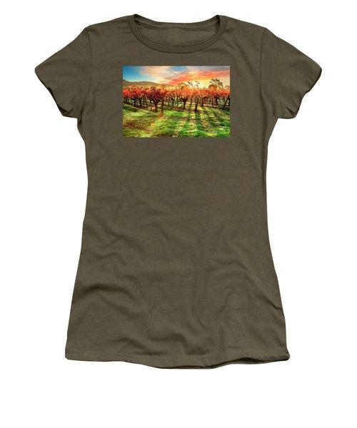 Good Morning Napa Women's T-Shirt