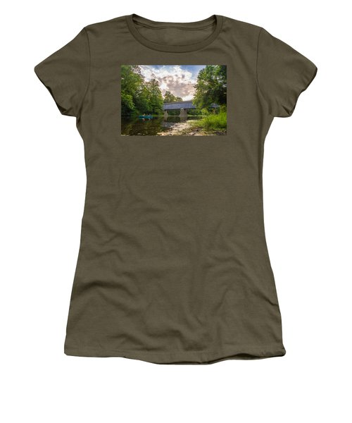 Good To Canoe Women's T-Shirt