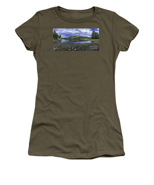 Goose Pasture Tarn Women's T-Shirt