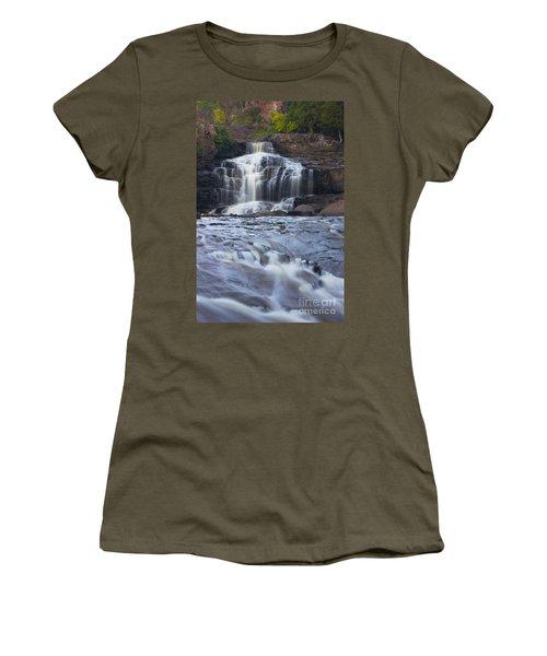 Gooseberry Falls North Shore Minnesota Women's T-Shirt
