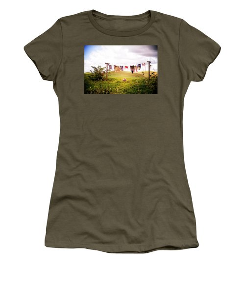 Gorgeous Sunny Day For Hobbits Women's T-Shirt