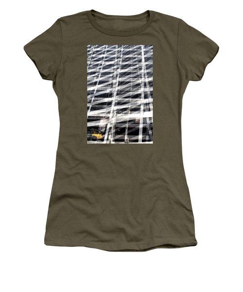 Grace Building Collage 2 Women's T-Shirt