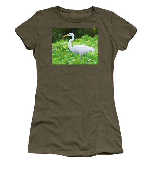 Grace In Nature Women's T-Shirt (Junior Cut) by Judy Kay